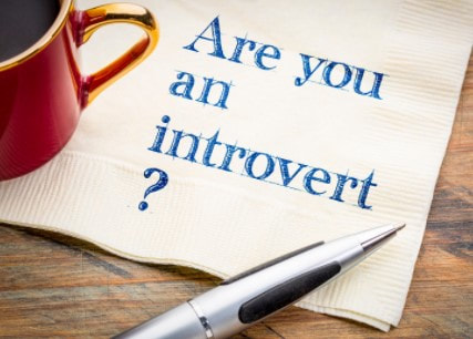 Introverted people enjoy alone time, and this question asking